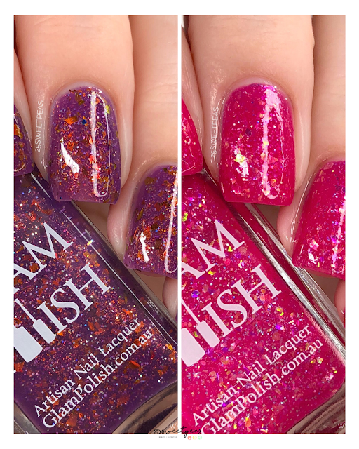 Glam Polish Geek Special Edition Duo