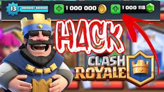 تحميل لعبة كلاش روايال 2018 Clash Royale مهكرة للاندرويد (آخر اصدار)