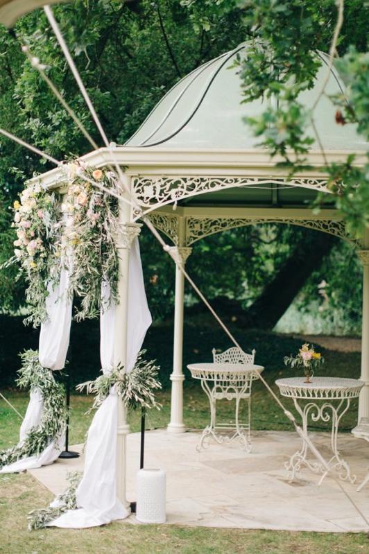 Boda en un jardín inglés en LOVE, LOVE by Chic & Decó