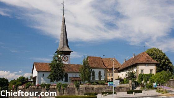 Koeniz, Swiss attractions: