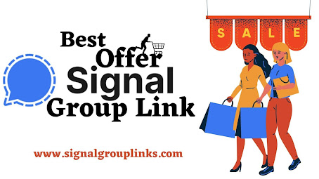 Offers Signal Group Link