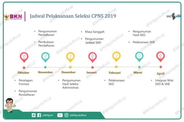 Seleksi CPNS 2019 Terbaru