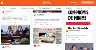 ¿Cuál es la utilidad de Twitter en la Comunicación Política?