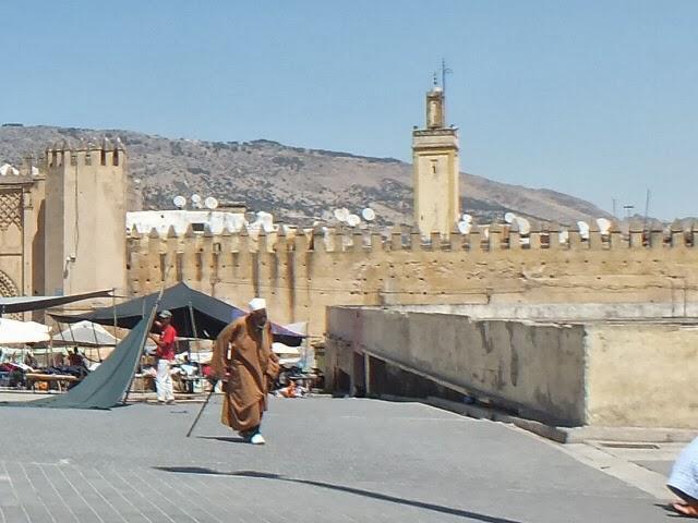 Visitando Fez en tres días