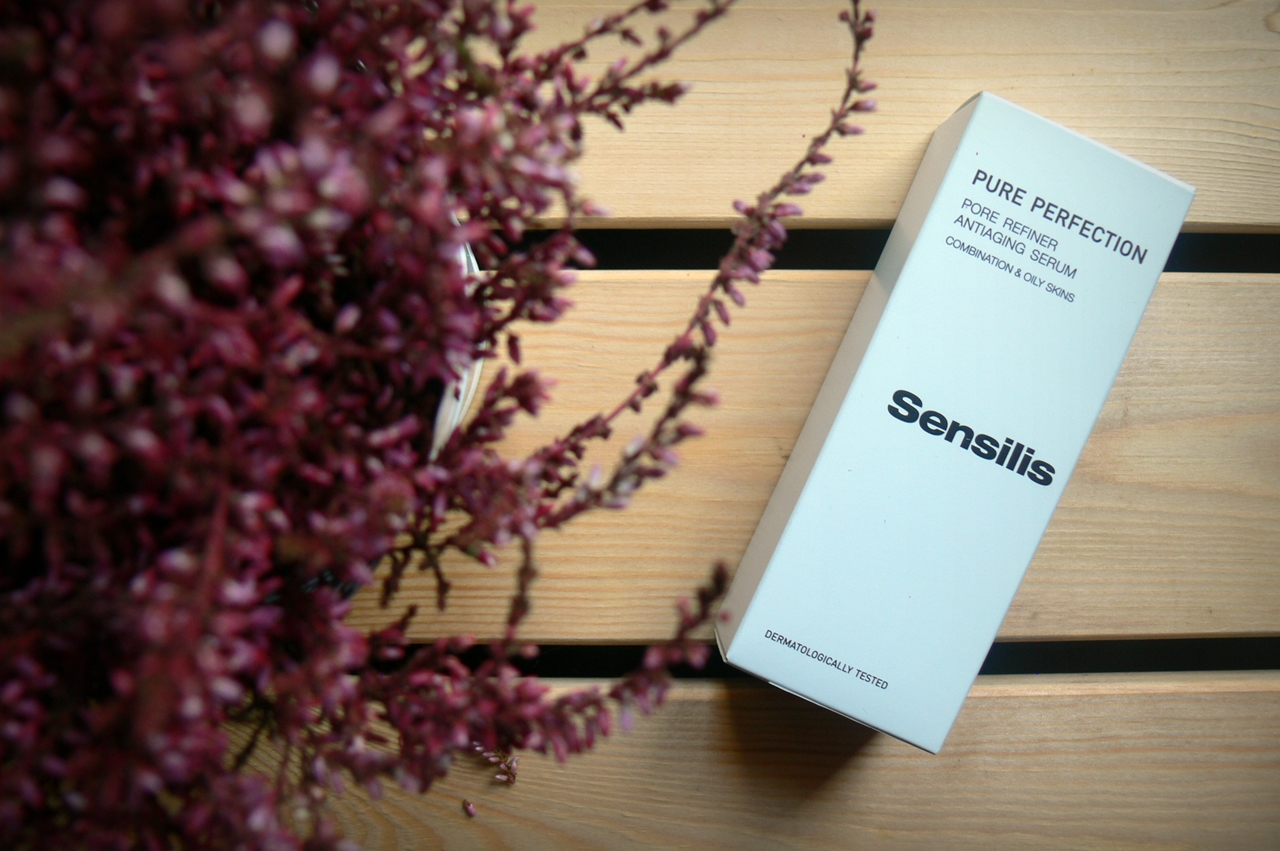 SENSILIS, Pure Perfection, Pore Refiner Antiaging Serum