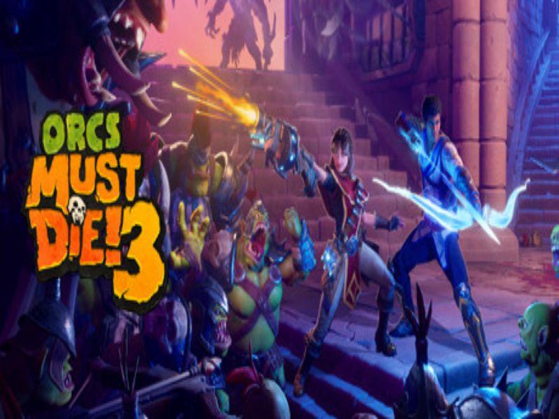 Download Orcs Must Die! 3 Game PC Free