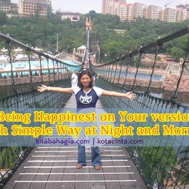 Menjadi Bahagia Versi Dirimu