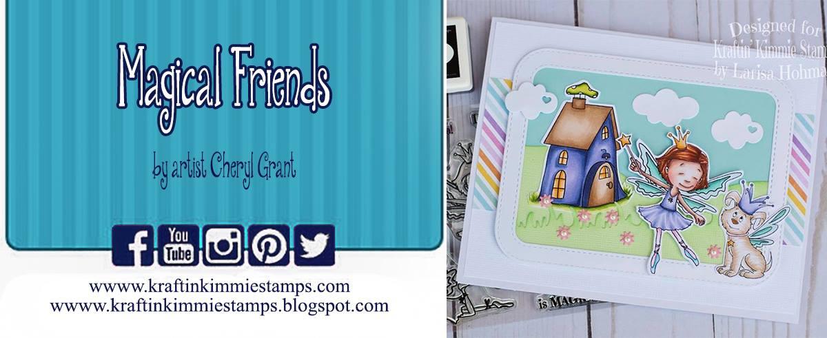 Kraftin Kimmie Stamps May Sneak Peeks