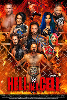 WWE Hell In A Cell 2020 PPV 720p WEBRip Full Show Download