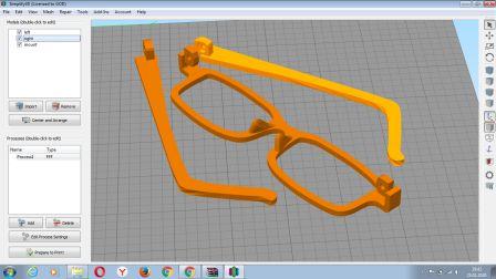 3D yazıcı için dilimleme işlemlerinin yapılması