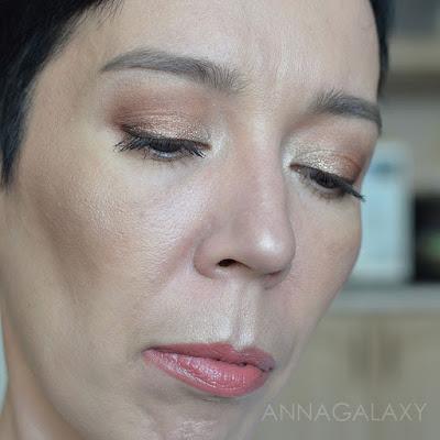 Ежедневный макияж с Палетка теней для век Lamel Professional Eyeshadow 16 Shades Of Brown