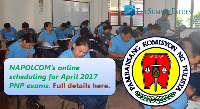 NAPOLCOM opens April 2017 Online Exam Application System (OLEASS)