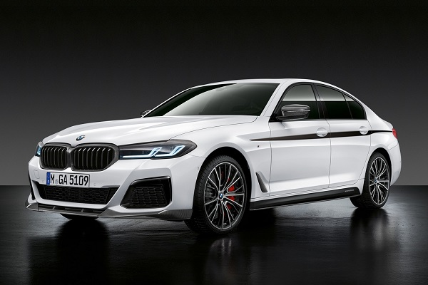 BMW Serie 5 M Sport Edition 2021