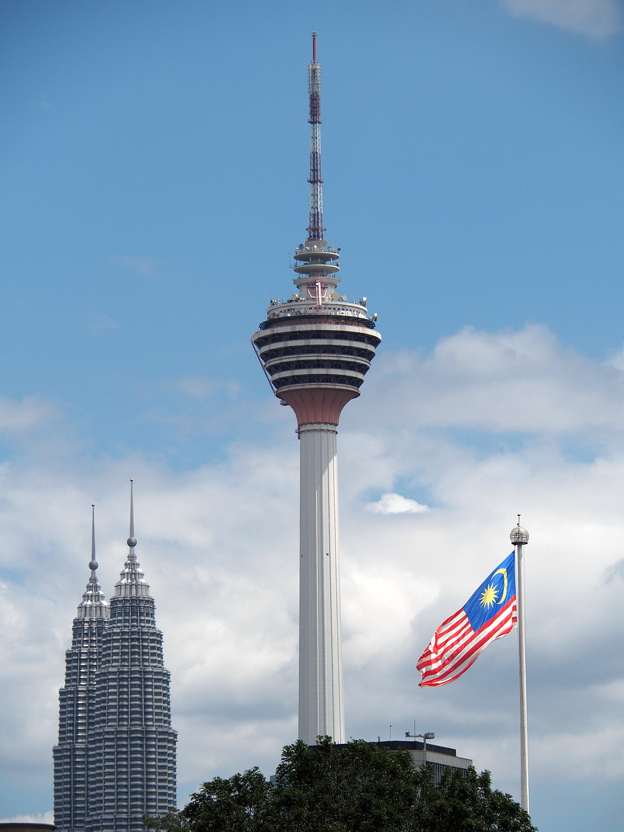 KL Tower Series: Doing Similar Shots Differently ~ ROBIN WONG