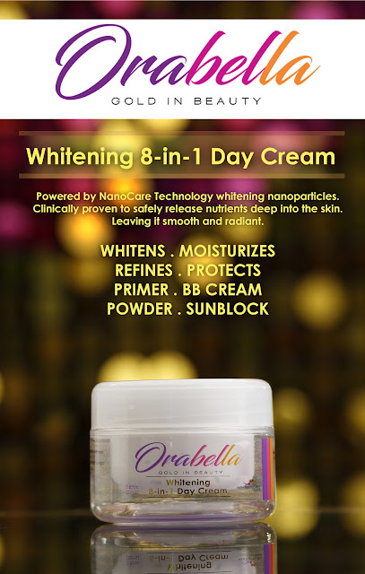 Orabella Whitening 8-in-1 Day Cream