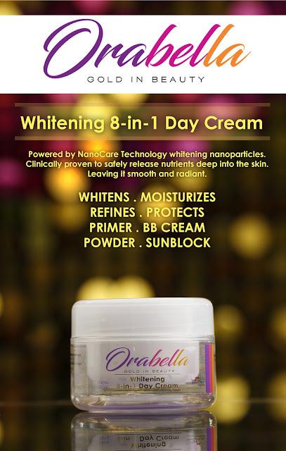 Orabella Whitening 8-in-1 Day Cream