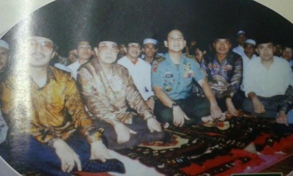 Prabowo Menjalin Hubungan dengan Ulama & Habaib Lebih Lama daripada Jokowi