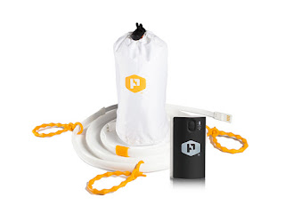 Luminoodle Lantern & Battery Bundle