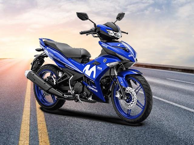 Motor Yamaha MX King 150 Makin Sporty dengan Tampilan Warna Baru