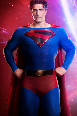 Brandon Routh Kingdom Come Superman in Crisis on Infinite Earths