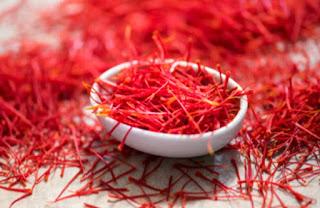 manfaat saffron untuk kesehatan kecantikan - kanalmu
