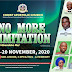 "3 days programme tagged ""No More Limitations"" starts today in CAC Babalola Memorial International Camp, Ikeji-Arakeji"
