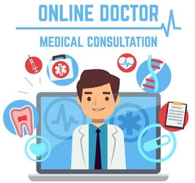 Manfaat Internet di Bidang Kesehatan