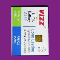 Baterai Vizz Vs Hippo Mana yang Lebih bagus