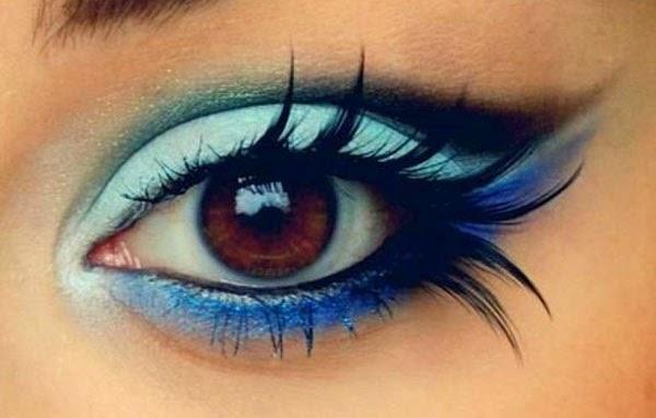 Dicas de maquiagem inspirações para o Carnaval 2015 - Fotos, imagens, tutoriais e  passo a passo em vídeos