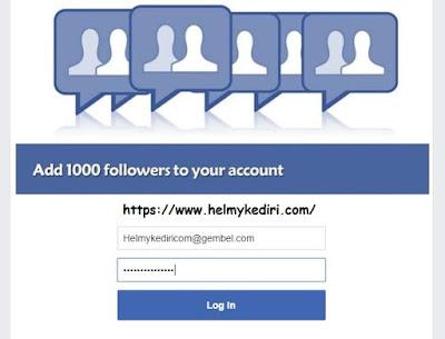 Cara membuat web phising fb lewat hp