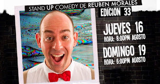 WORKSHOP 33 de Stand-Up Comedy
