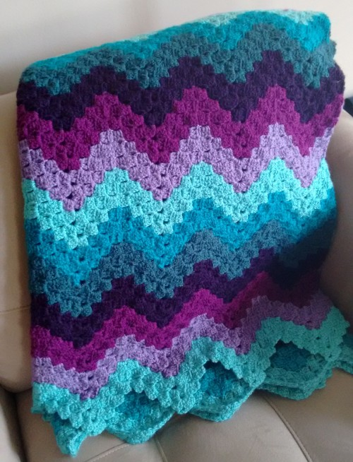 Vintage Rippling Blocks - Free Pattern