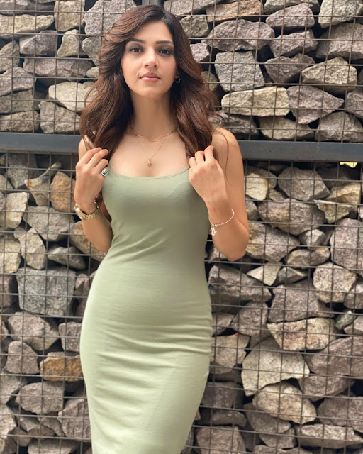 Actress Mehreen Kaur Pirzada New Photoshoot Stills Actress Trend
