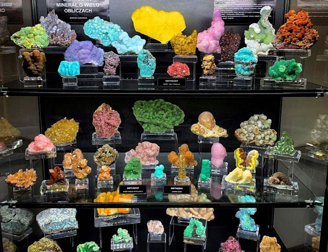Top Gemstone & Mineral Shows In the USA