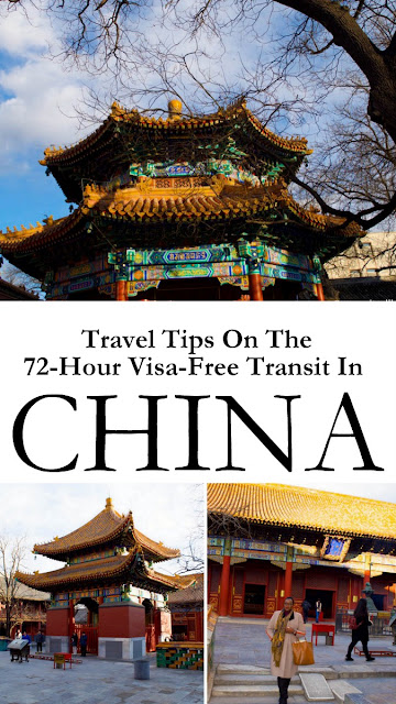 Visa To China | Tips on China's 72-Hour Visa-Free Visit