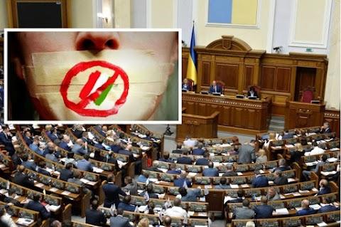 Az ukrán törvény megfosztja a magyarokat az anyanyelven való tanulás lehetőségétől