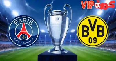 مشاهدة مباراة باريس سان جيرمان و بروسيا دورتموند اليوم بث مباشر