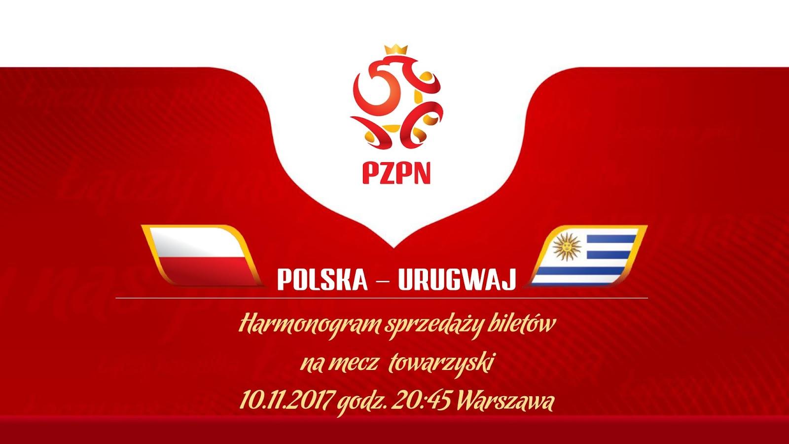 mecz polska urugwaj