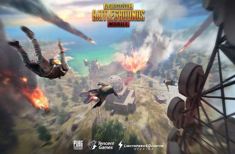 Image result for pubg mobile ledge grab update