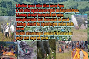 Tarik operasi militer:begini pernyataan sikap  IPMAP puncak Papua Se-Jawa dan Bali
