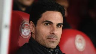 Arteta gives injury updates on Partey, Smith Rowe ahead of Man Utd clash