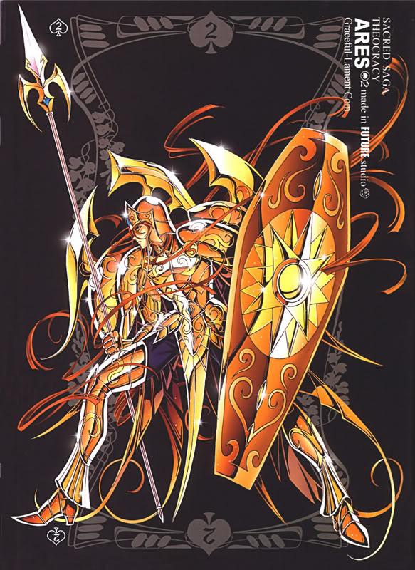 Trong thần thoại Hy Lạp , Ares là một trong 12 vị thần trên đỉnh Olympus .  Ares là con của vị thần tối cao Zues và nữ thần Hera .