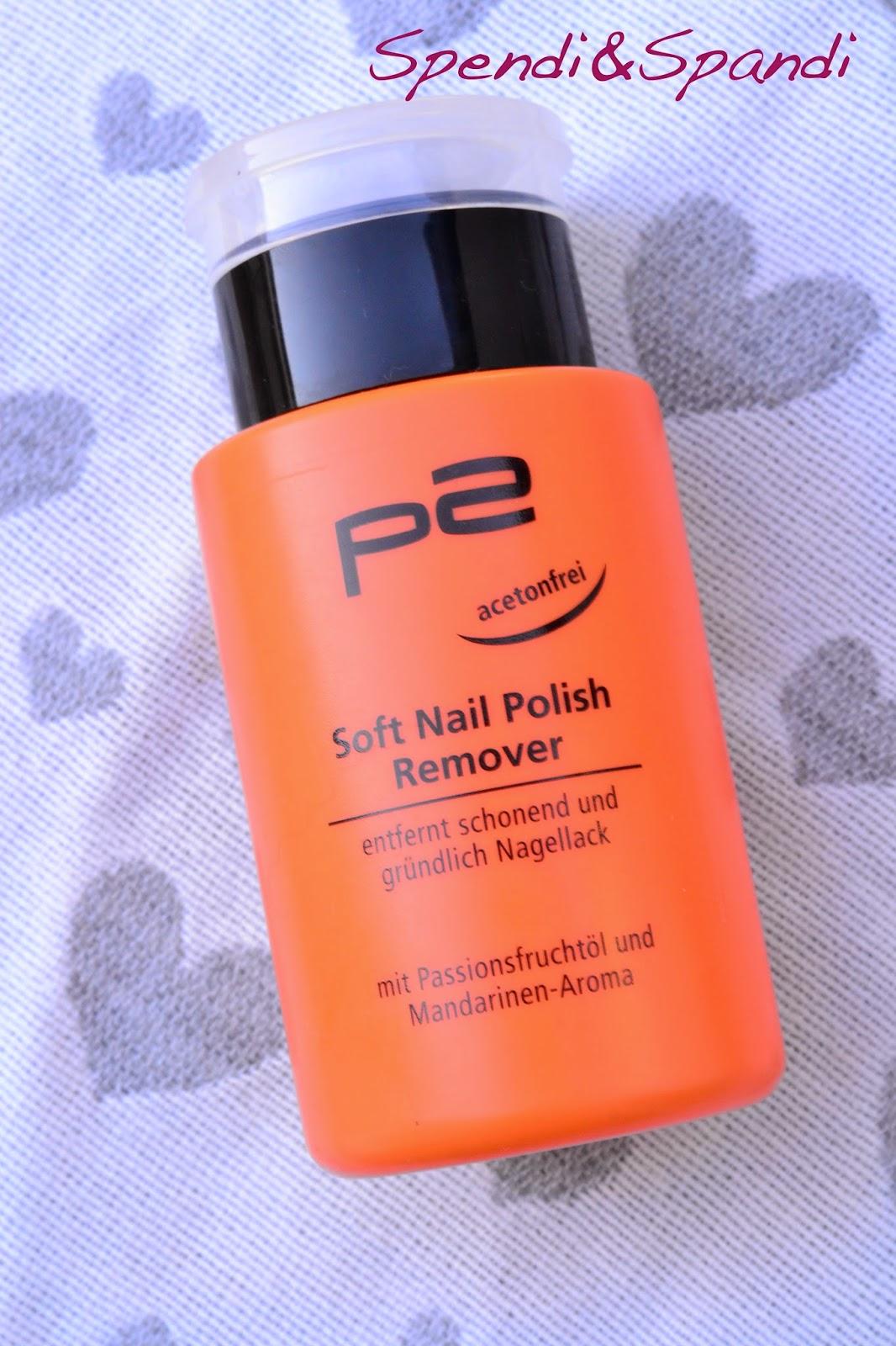spendi e spandi p2 soft nail polish remover. Black Bedroom Furniture Sets. Home Design Ideas