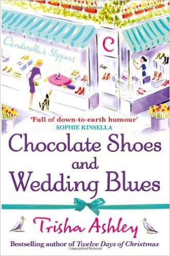 Chocolate Shoes and Wedding Blues Book Review