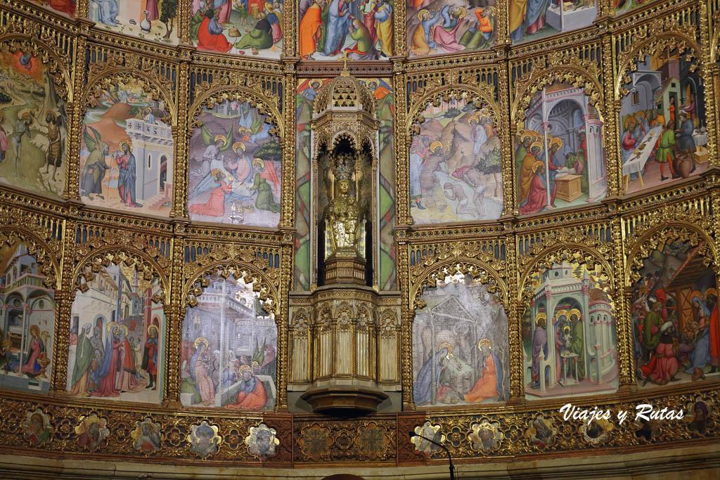 Capilla Mayor de Catedral Vieja de Salamanca