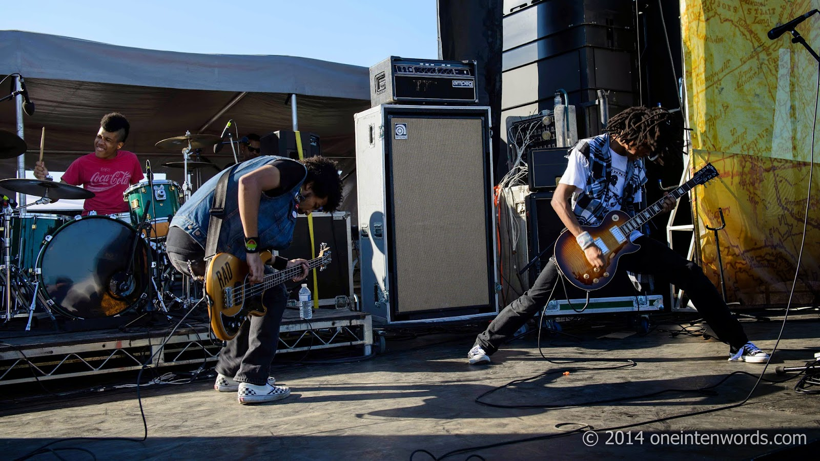 Radkey at Riot Fest Toronto September 7, 2014 Photo by John at One In Ten Words oneintenwords.com toronto indie alternative music blog concert photography pictures