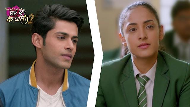 Big Twist : Suman rejects love regrets losing friend Shravan in Ek Duje Ke Vaaste 2