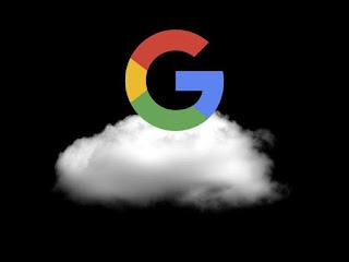 Google felhő szerver