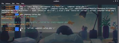 Tutorial Cara Install Composer di Linux