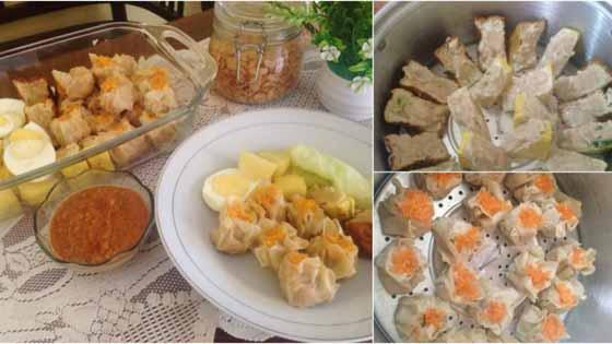 Resep Siomay Ayam by Rendha Fatima Rysta
